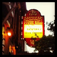 "See 1329 photos and 81 tips from 8901 visitors to Great American Music Hall. ""One of the more beautiful music venues in SF. Places In San Francisco, American, Music, Beautiful, Musica, Musik, Music Games, Muziek, Songs"
