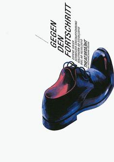 Gegen den Fortschritt | 100 Beste Plakate e. V.