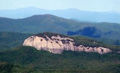Shining Rock Wilderness, NC