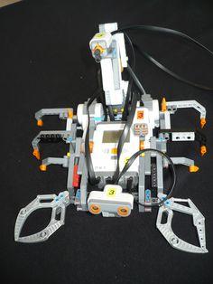 Zdalnie sterowany robot