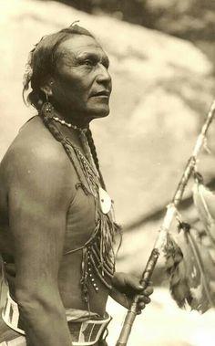 Black Bull, Blackfoot, 1905 Montana