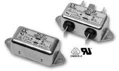 FA Filtro serie FA de propósito general, chasis de montaje en una fase (1-30 A), buena atenuación sobre una amplia gama de frecuencias. De tamaño pequeño. Baja corriente de fuga