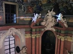 Old Chapel Is Made into a Giant Musical Instrument, Controlled with Laser Pointers (Video)