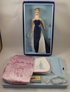 2004 Barbie Convention Doll & Accessories Celebrating 45 Years In Fashion NRFB Barbie Convention, Modern Fashion, Fashion Styles, 45 Years, Doll Accessories, All Modern, Different Styles, Fashion Dolls, Barbie Dolls