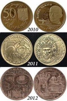 Istoria Leului - unitatea monetară a României, care astăzi se împlinesc 146 de ani și 3 luni de la înființarea ei. Gold Bullion Bars, Geek Gadgets, Teaching History, Rare Coins, My Memory, Coin Collecting, Fountain Pen, Stamp, Money
