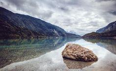 Molveno Lake by Andrea Livieri on 500px