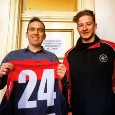 A quick shoutout to our resident Centre Half-Back, Andrew, who's been a great addition and help around the Hook Media office as part of his @seda_group @AFL Montmorency workplace learning program. Andrew's been working with Ryan each Monday, learning about social media education, marketing and other online business. We're also proud to be Andrew's official player sponsor at his footy club, Diamond Creek FC in 2015.