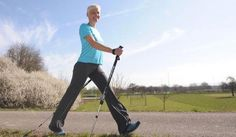 Nordic #walking with BungyPump poles? Yep, we tried it! #workout