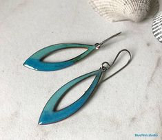 This is a great shape for enameling.