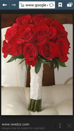 Red roses say it all