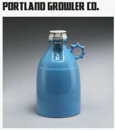 Homebrew Finds: Win a Hand Made Portland Growler Company Growler!