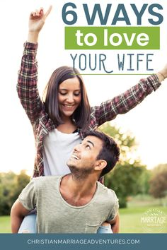 How do you love your wife well and show love to your spouse? Don't miss these 6 ways to love your wife well and create a strong marriage.    Christian Marriage Adventures #loveyourwife #loveyourspouse #marriageadvice #christianmarriageadventures Communication In Marriage, Intimacy In Marriage, Strong Marriage, Marriage Sites, Best Marriage Advice, Love Your Wife, Love Her, Marriage Problems, Christian Marriage