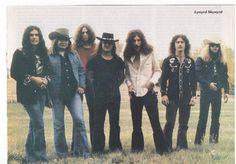 Rock And Roll Bands, Rock N Roll, Great Bands, Cool Bands, Street Survivors, Gary Rossington, Lynard Skynard, Allen Collins, Ronnie Van Zant
