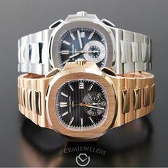 Patek Philippe 5980 steel and Rose Goldin stock @crmjewelers email us for more info