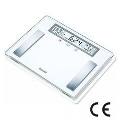 Pèse personne en verre BG51 XXL