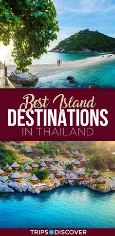 11 Best Island Destinations in Thailand