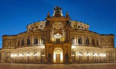 Experience The East Germany #Opera #Tours 2017 with Eurpoean Opera Tours - Berlin, Dresden, #Leipzig http://www.europeanoperatours.com/tour/east-germany/1