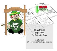 Our big Greeting Signs offer lots of options so look over the plan and mounting instructions to choose which option you prefer. The sign may be flat or layered, have an attached or suspended sign, may...