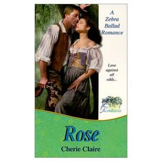 Rose by Cherie Claire is Book Two of The Acadian series. The ebook version will hit shelves soon!!