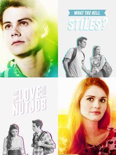 Stiles Stilinski & Lydia Martin