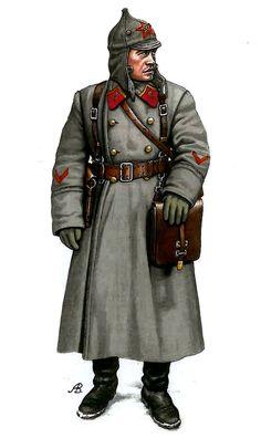 Капитан советской пехоты во время Зимней войны 1939-1940 годов #Униформа Military Art, Military History, Ww2 Uniforms, Military Uniforms, Ww1 Soldiers, Soviet Army, War Comics, Army Uniform, Red Army