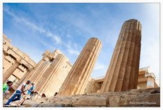 Photo Mania Greece: Μία όχι και τόσο συνηθισμένη λήψει της εισόδου στη... Greece, Beautiful, Greece Country