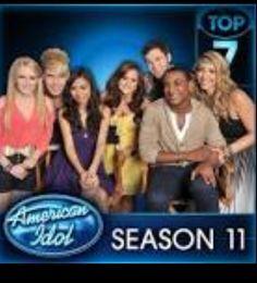 Season 11 pic American Idol