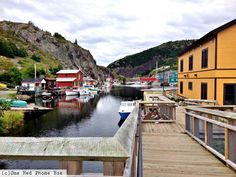 """Many tourists book their tickets to St. John's or Deer Lake or Gander, and then announce that they've set aside a week to """"see Newfoundland."""" Newfoundland, for the record, i… Newfoundland And Labrador, Newfoundland Recipes, River Trail, Road Trippers, Float Your Boat, The Province, Nova Scotia, Places To See, North America"""