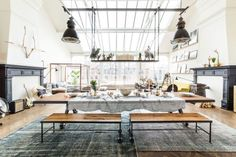 This Industrial Loft-Style Studio Apartment Is Flat-Out Amazing - Airows