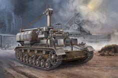 Pz.Kpfw. IV Ausf. D/E Fahrgestell