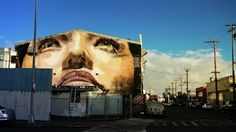 Female portraits of Rone - News - Street-art and Graffiti