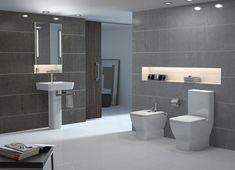 44 Modern Minimalist Bathroom Fixtures Ideas