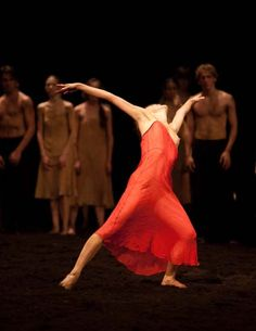 A CENTURY OF DANCE: FROM SWAN LAKE TO TRISHA BROWN
