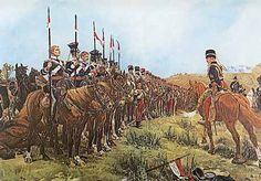 Calling the roll - charge of the light brigade