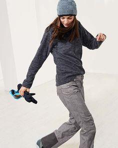 Skioutfits & Skiausrüstung für Damen und Herren - bei Tchibo
