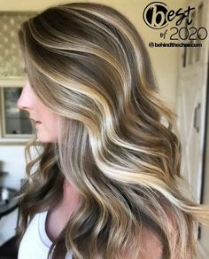 * Nearly 7,000 ❤'s ... by @colorbyash 😉 Editor's pic: it's just one of those all around stunning wearable blends! ❤ - @kevin.givens Balayage Highlights, Balayage Hair, Babylights Blonde, Shot Hair Styles, Long Hair Styles, Ombre Wigs, Wigs Online, Ombre Hair Color, Hair Colors