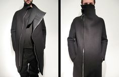Dare I say 'cool as shit'? Ann Demeulemeester.