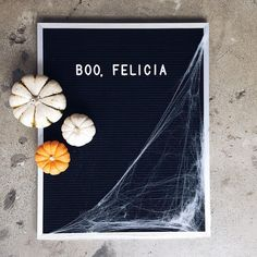 The most versatile and minimalist decoration for your home - felt letter board. Totally in love with and all of the fun boards they create! Inspirational and funny letter board quotes. The Letter Tribe Holidays Halloween, Happy Halloween, Halloween Decorations, Halloween Party, Funny Halloween Sayings, Funny Fall Quotes, Halloween Designs, Halloween Witches, Halloween 2018