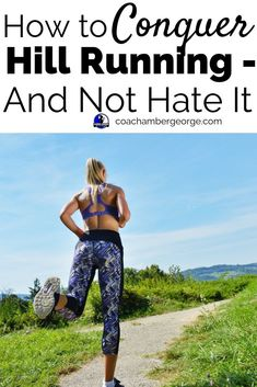 It's time to finally learn the truths behind running hills. How to run up hills without getting tired? Let's find out, plus the benefits of running hills far outweigh the cons, so here are tips and tricks to take your hill running to the next level Beginner Home Workout Plan, Easy At Home Workouts, Workout Plan For Women, Workout Plans, Running Guide, Running For Beginners, Workout For Beginners, Learn To Run, How To Start Running