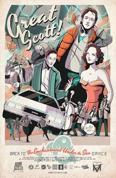 Fan Art Friday #38 – BACK TO THE FUTURE | Nerdist