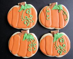 Pretty Punkins | Cookie Connection