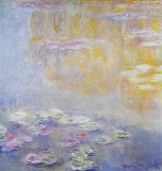 claude monet water lilies 26 painting