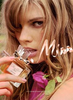 Miss Dior Cherie Perfume Ad