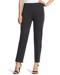 Ponte Ankle Pants #chicos