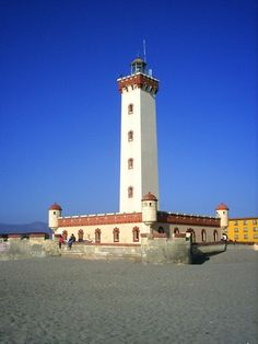 La Serena lighthouse in Coquimbo Region. Places To Travel, Places To See, Places Ive Been, Rafting, Wonderful Places, Beautiful Places, Argentina South America, Chili, End Of The World