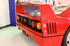 """The Ferrari F40, 1987 - """"Day trip to Modena"""" by @ciao bologna"""