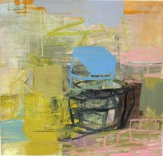 Stormy Weather by Deborah Dancy | artsy forager #art #paintings #abstract