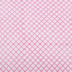 Andy Fitted Sheet Queen Pink by Mia + Finn