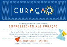 """Unser Curaçao-Team lädt am kommenden Donnerstag zur Vernissage von """"Impressionen aus Curaçao"""" in die Galerie Torstraße161. Wer kommen möchte, kann uns seinen Namen für die Gästeliste gerne an curacao@zucker-kommunikation.de senden."""