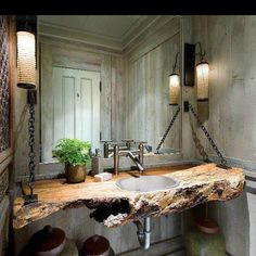 Would love to have my bathroom like this....